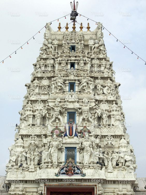 Hindu ancient temple stock photo 58780296 - iStock - iStock ES