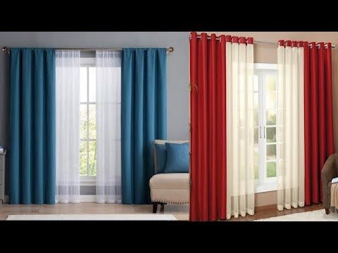 30 Latest Curtains Designs 2019 2020 Youtube Latest Curtain Designs Curtain Designs Curtains Living Room Modern