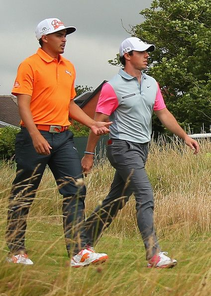 Rickie Fowler Photos: 143rd Open Championship - Round Four Our Residential Golf Lessons are for beginners,Intermediate & advanced Our PGA professionals teach all our courses in a incredibly easy way to learn offering lasting results at Golf School GB www.residentialgolflessons.com