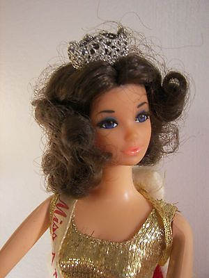 Vintage1972 Steffie Face Miss America Barbie Walk Lively GORGEOUS ...