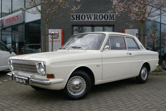 Ford Taunus 1.2 12M 1968