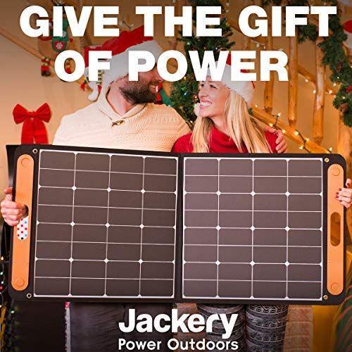 Jackery Solarsaga 100w Portable Solar Panel For Explorer 160 240 500 Power Station Foldable In 2020 Solar Charger Portable Solar Panels Power Station