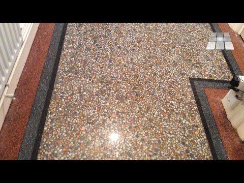 Professional Terrazzo Floor Polishing Services Nottingham Abbey Floor Care Terrazzo Flooring Polish Floor Terrazzo