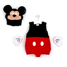 Costume de bébé Mickey Mouse