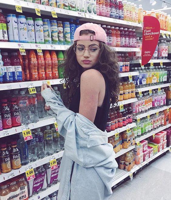 come supermarket mobbin w/ me