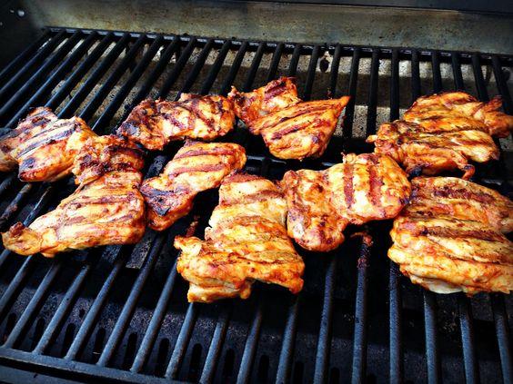 Poulet grillé à la portugaise - la recette Idéale pour le BBQ