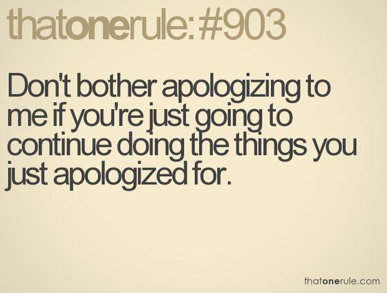 My Mom taught me this one...soooo true!