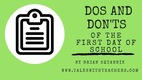 there are things teachers should avoid at all costs on the first day of school. I'll show you how to avoid those mistakes and make your first day…