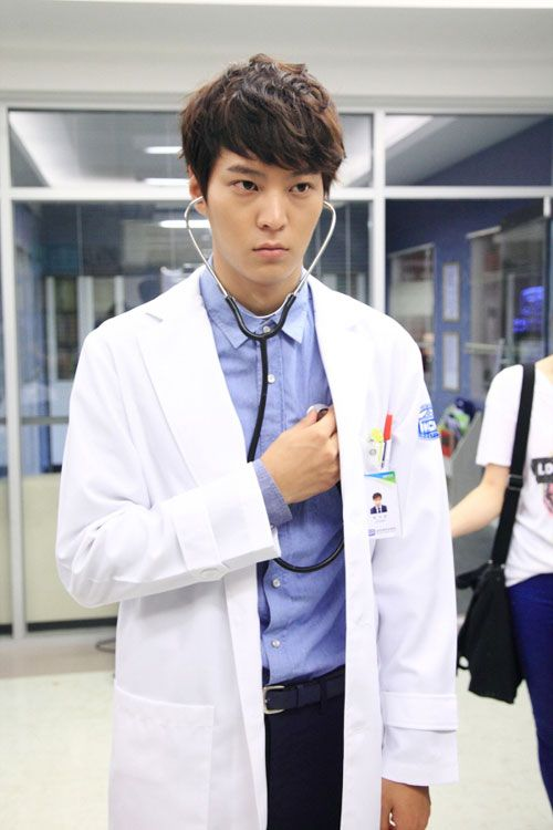 "Joo won in ""Good Doctor"" series"