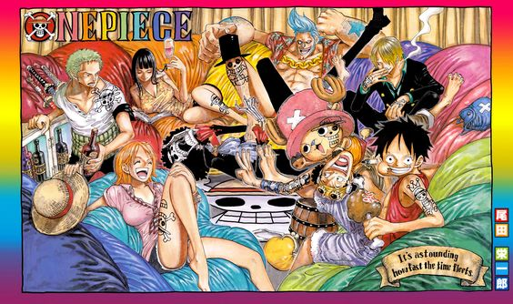 Manga One Piece Capítulo 595 Página 2