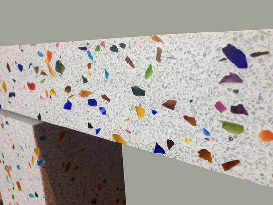 mesa terrazzo ColourStone
