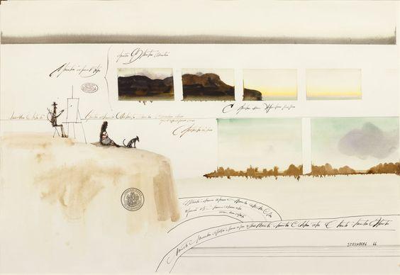 Saul Steinberg, 1966. Koller Auctions - Highlights