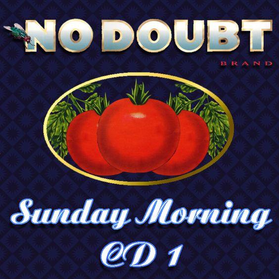 No Doubt – Sunday Morning (single cover art)