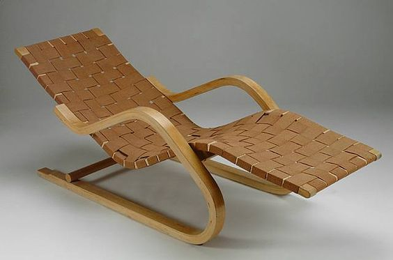 Pinterest the world s catalog of ideas for Alvar aalto chaise longue