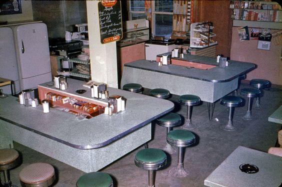 """Hot Turkey Sandwich 35¢."" September 1957.  Bill's cafe in Edmonton, Alberta."