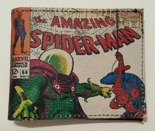 #Popular - Amazing Spider-Man Marvel Comics Bifold Wallet NWT New  http://dlvr.it/N4rrZp - http://Ebaypic.twitter.com/HJT6oXnsFM