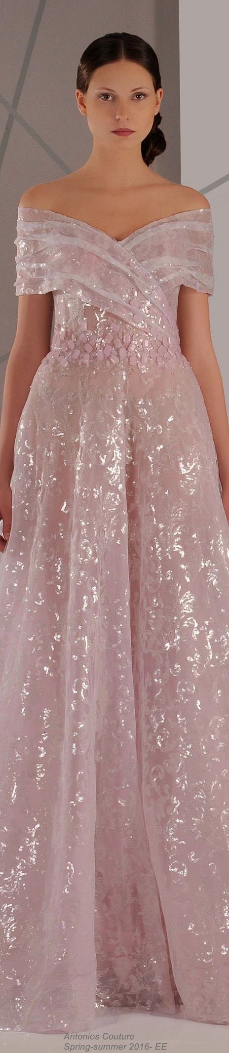 Antonios Couture  Spring-summer 2016- EE