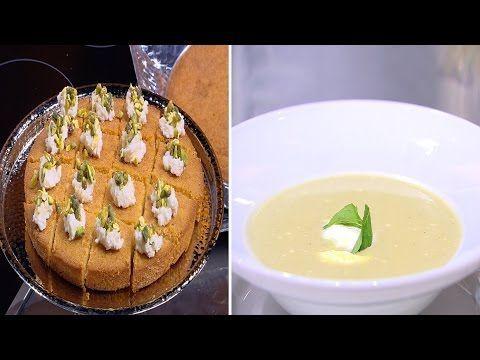 من مطبخ الحلويات الشرقي تعلمي طريقة عمل البسبوسة الطرية من سالي فؤاد Recipes Food Desserts