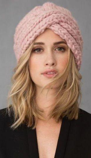 В этих вязаных шапках вы будете стильной и модной в 2018-2019г. | Женский | Яндекс Дзен