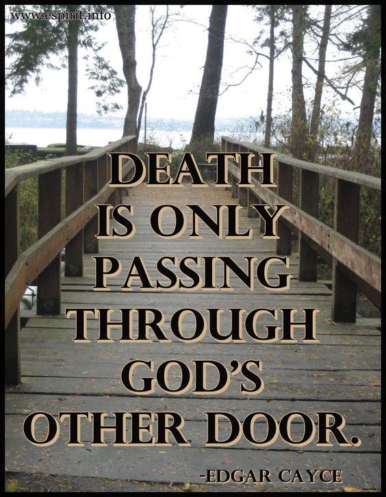Edgar Cayce on Death