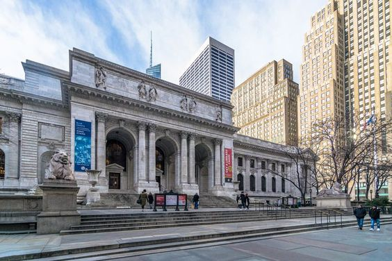 Free Tours of the Historic New York Public Library