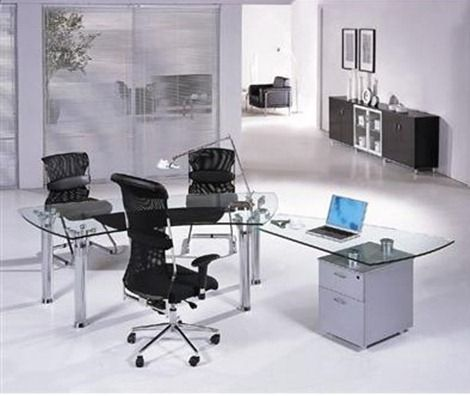 muebles modernos para oficina1 Muebles para Oficinas Modernas