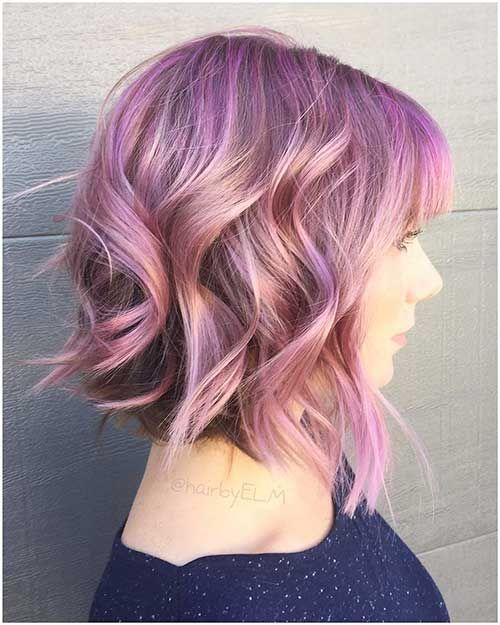 Short Curly Hairstyles - 16
