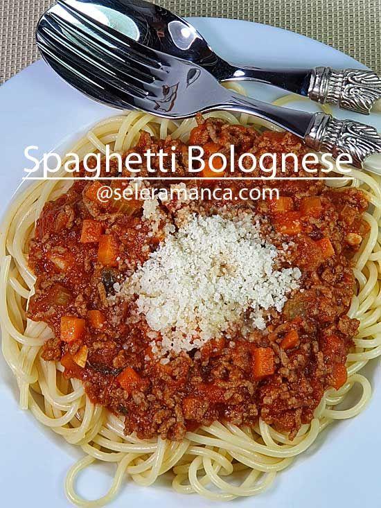 Spaghetti Bolognese Italia In 2020 Vorhanden