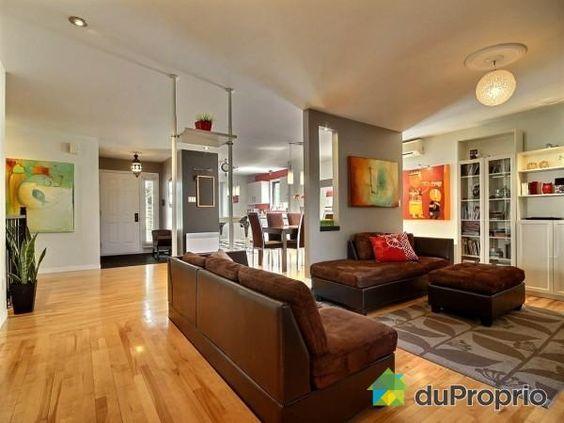 Maison A Vendre Magog 641 Rue Poitras Immobilier Quebec Duproprio Home Home Decor Furniture