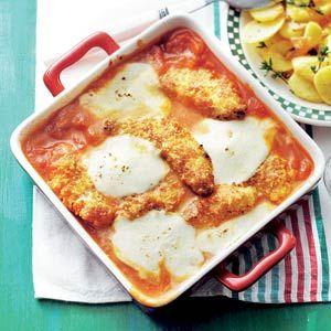 Recept - Chicken parmigiana - Allerhande