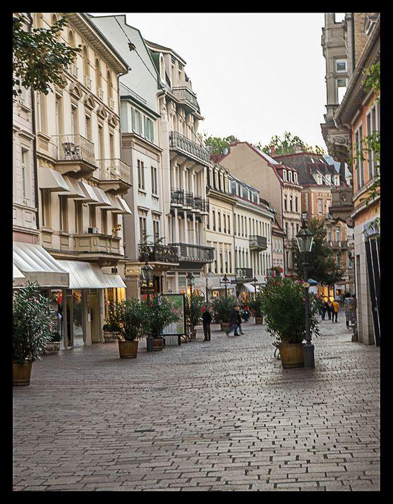 Baden-Baden, Baden-Württemberg, Germany