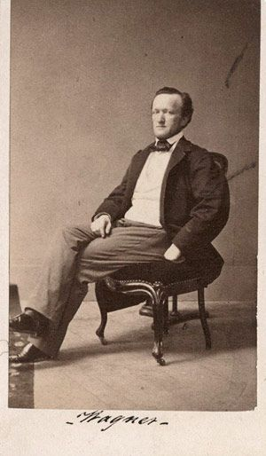 Long lost photo of Richard Wagner found. Really! - The Wagnerian
