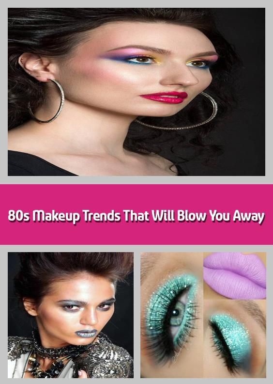 80s Makeup Trends That Will Blow You Away 2020 Goruntuler Ile
