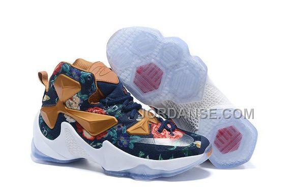 http://www.jordanse.com/2016-nike-mens-basketball-sneakers-lebron-13-flower-online.html #2016 #NIKE MENS BASKETBALL SNEAKERS #LEBRON 13 FLOWER ONLINEOnly$81.00  Free Shipping!