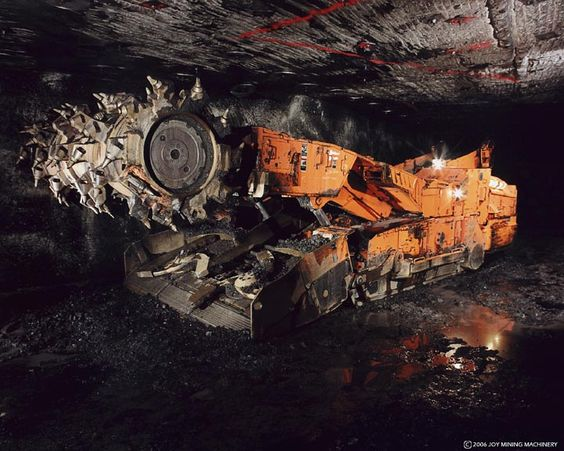 Underground Coal Mining Pictures Joy mining machinery ...