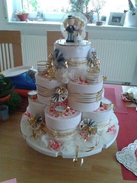 klopapier torte mehr bit geschenke ideen klopapier torte lot ...