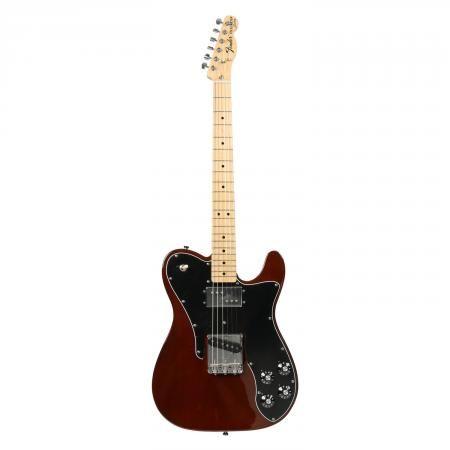 Fender FSR Telecaster Custom Walnut | Electric Guitars | Bax-shop | Your Music Revolution