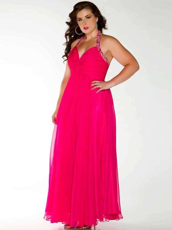 Plus Size Dresses Cassandra Stone II 75730K Mac Duggal
