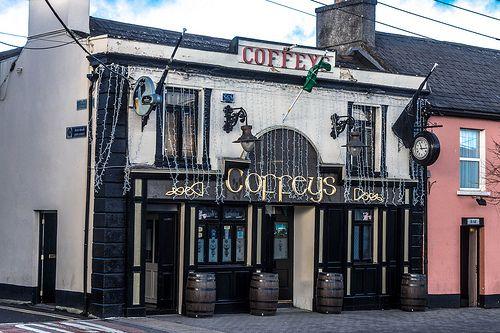 Coffeys Pub Main Street Newbridge - County Kildare (Ireland): Pub Main, D Pub Front, Coffeys Pub, Pubs Taverns, Coffey Agnew, Family Coffey, Pubs Of Ireland, Photo