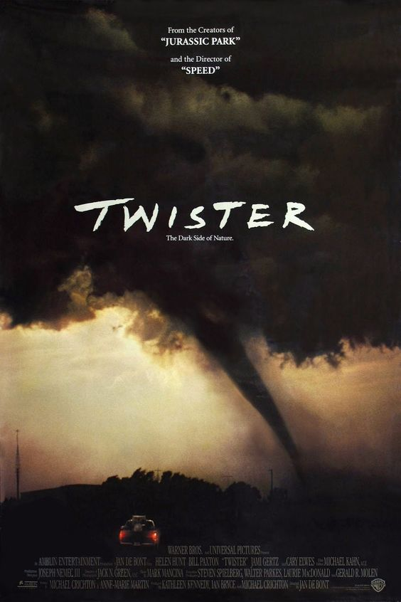 """Maratones Diferidos: TWISTER - Twister (1996)(Maratón: """"Catástrofes y Pandemias"""")"""