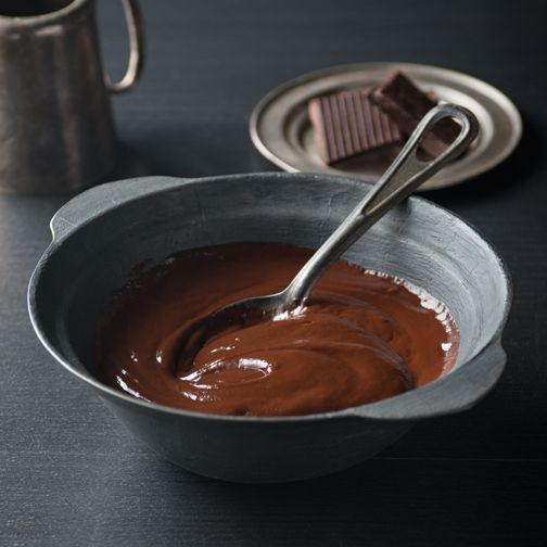 Haigh's Chocolate Ganache - use our dark or milk pastilles to create this easy and versatile ganache using chocolate and cream. It's perfect to decorate and glaze cakes, as a dipping sauce or fondue or to make your own truffles.
