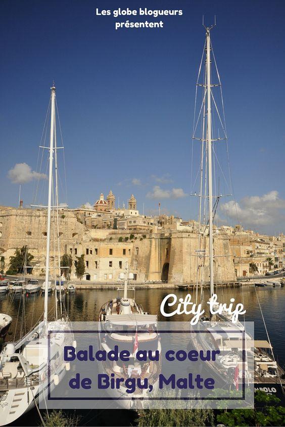Vous connaissez peut être la célèbre La Valette, capitale de Malte. Elle est sublime, juste en face d'elle se trouve Birgu dont les ruelles pittoresques ne manquent pas de charme. On vous emmène y faire un tour.