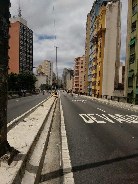 São Paulo - Minhocão