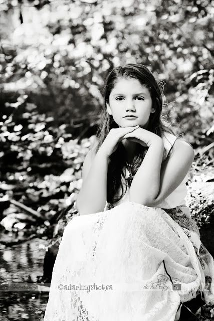 Sweetest young lady in Hastings for a Fine Art Session. Fine Art Photography in Mississauga, Toronto, and Peterborough | A Darling Shot..Pho...