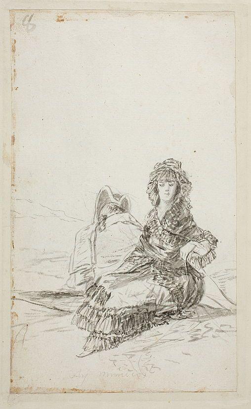 Goya en El Prado: Ay muñecos
