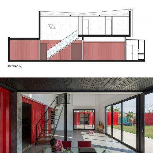 Casa container argentina