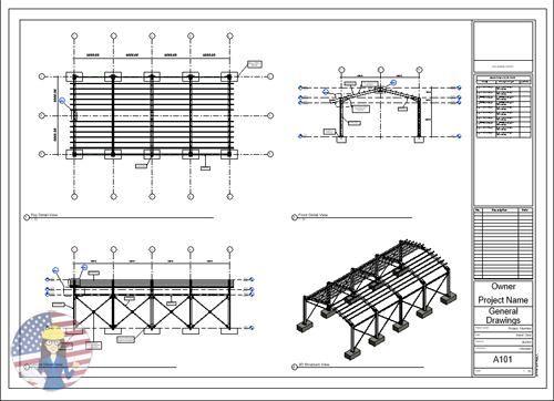 Autodesk Revit Structural Detailing 2019 Tutorial In 2020 Roof Truss Design Roof Trusses Autodesk Revit