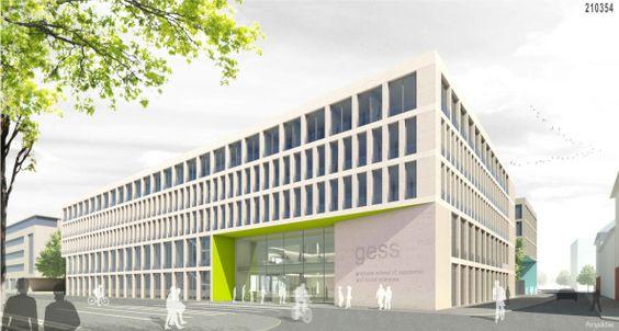 Wettbewerb, Universität Mannheim