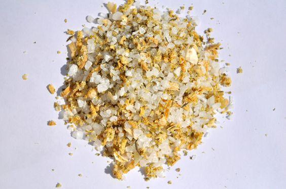 Limão e Ervas Finas com sal : Gor i Gourmet - Sais Temperados