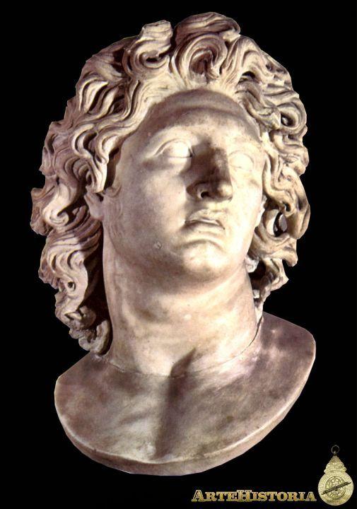 Alejandro Magno - Obra - ARTEHISTORIA V2